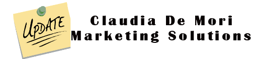Claudia De Mori - Marketing Solutions